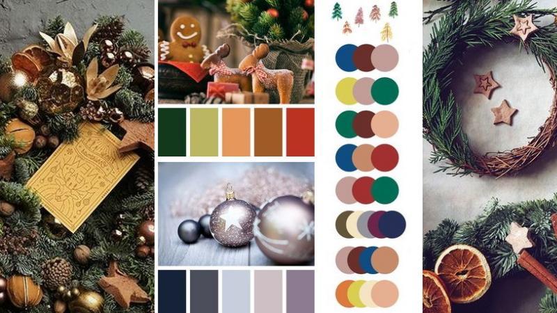 Цветовете на Коледа: Как празникът променя интериора у дома?