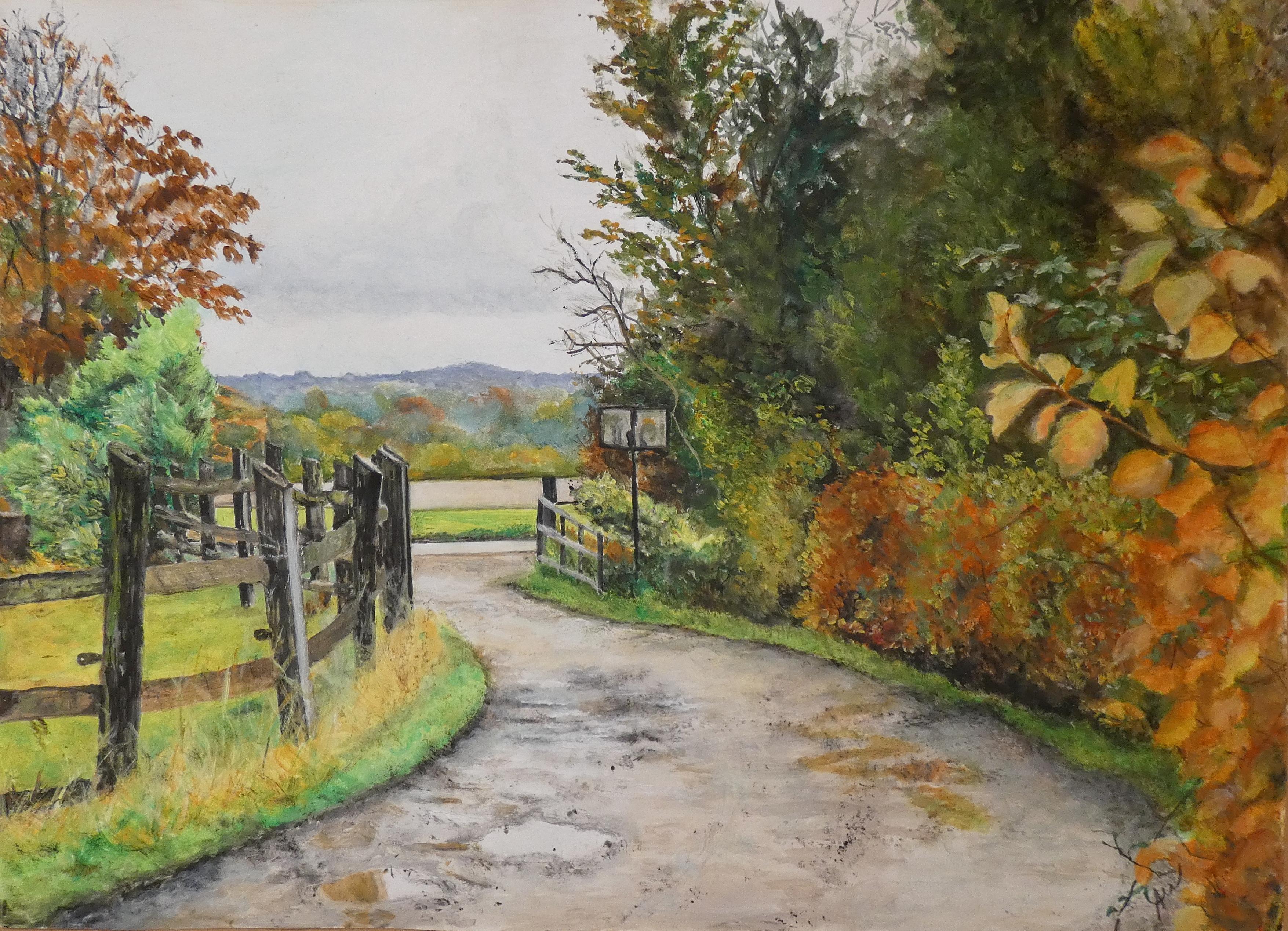 Разходка в есенното щастие