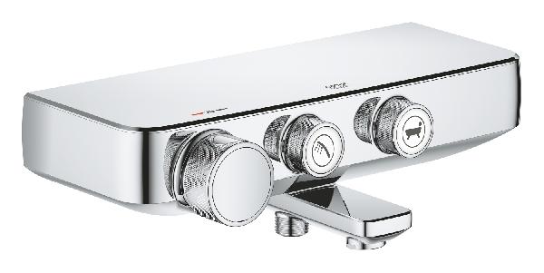 Термостатен смесител за вана/душ  Grohtherm SmartControl  34 718 000